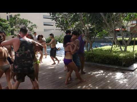 Zouk SEA 2016 - 2 - Pool party ~ video by Zouk Soul
