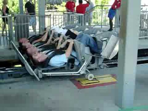 Backwards Roller Coaster