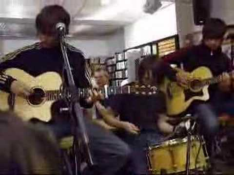 The Enemy - You're Not Alone (acoustic @ Banbury)