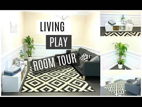 LIVING ROOM | PLAY ROOM | TOUR 2017 | INDIAN HOME