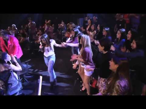 Anitta no Got Talent Brasil - Não Para 2006
