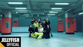 gugudan(구구단) - 'Not That Type' Official Performance M/V