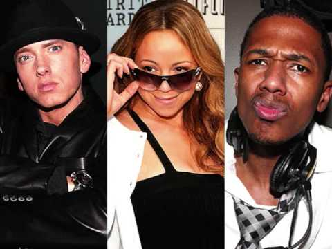 Eminem-The Warning (Mariah Carey+Nick Cannon diss) W/ Lyrics