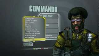 Borderlands 2 - Ttes Axton Commando (20/20) + Explications [FR][HD]
