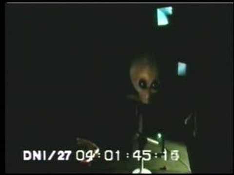 intervista ad un alieno