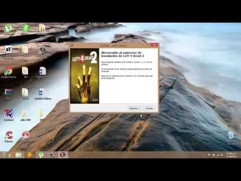 Descargar e instalar left4dead 2 ultima version