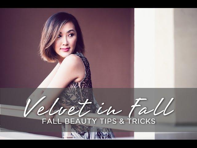 Fall Beauty Tips & Tricks