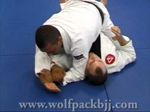 Brazilian Jiu Jitsu, Key Lock and Arm Bar from the mount, Wolfpack, Charles Dos Anjos Image 1