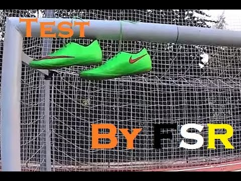 Test New Nike Mercurial Victory V IC Electric Green/Hyper Punch by FSR