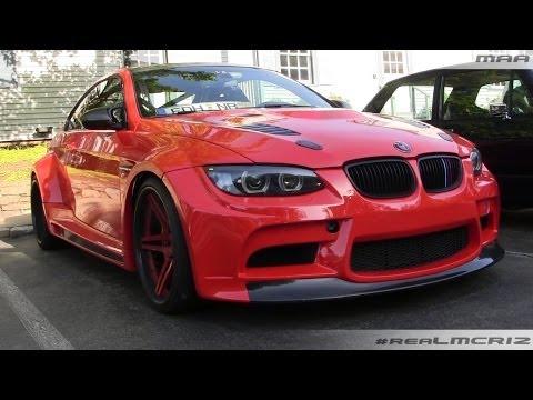 LOUD Vorsteiner GTRS3 BMW M3 Wide Body