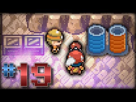 Pokemon Light Platinum | Part 19: The Mines! w/ SullyPwnz, and MunchingOrange