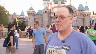 Meet the Man Who Visited Disneyland 2,000 Days in a Row