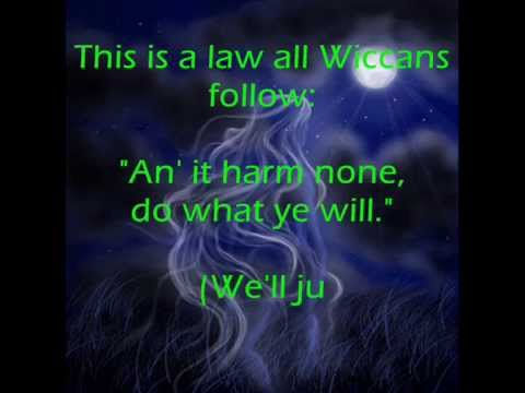 What is Wicca? ..for the uninformed Christian Video