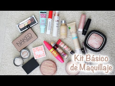 Kit Básico de Maquillaje para Principiantes