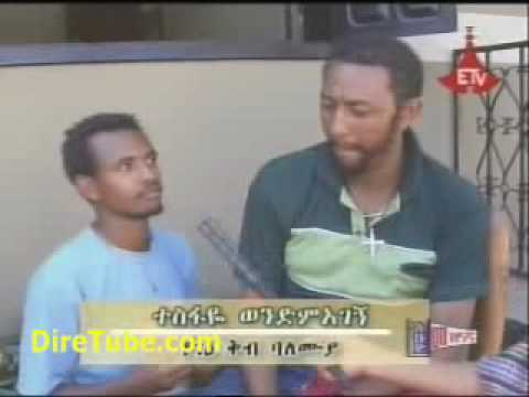 Ethiopian Movies - Behind The Scene - Abay Or Vegas Shots Included video