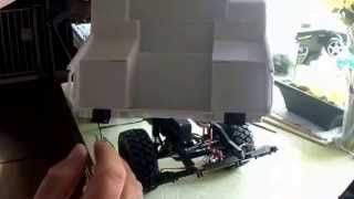 Rc4wd the beast 2 build part 10