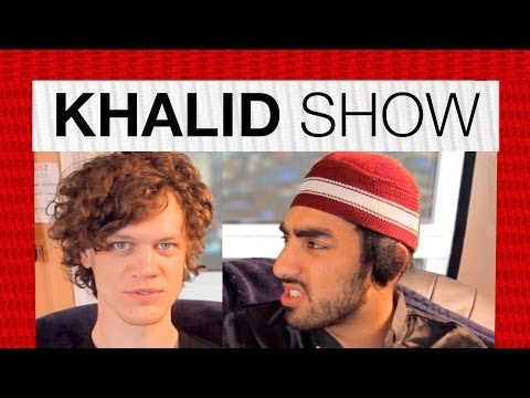 The Khalid Show: Homo-erotic Sapiens video