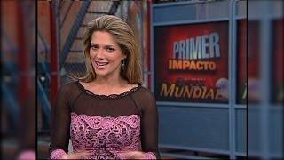 Jomari destruye los looks del pasado de Bárbara Bermudo - Primer Impacto