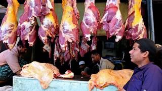 দেখুন হিন্দুরা কত নির্মমভাবে  এক কোপে গরুর মাথা ফেলে দেয় আর মুসলমানদের কোরবানি নিষিদ্ধ করে দেয়