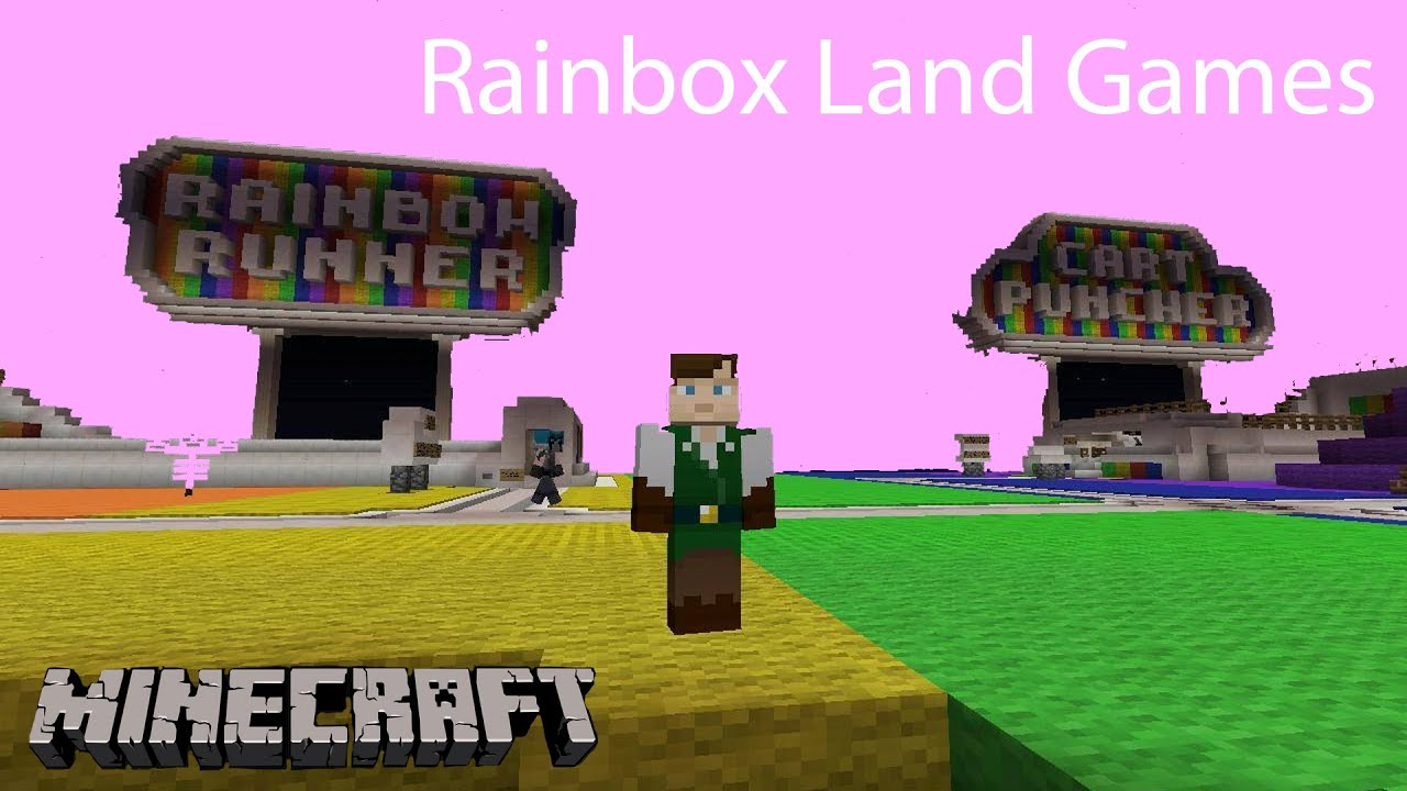 Minecraft land of new age - bd2cb