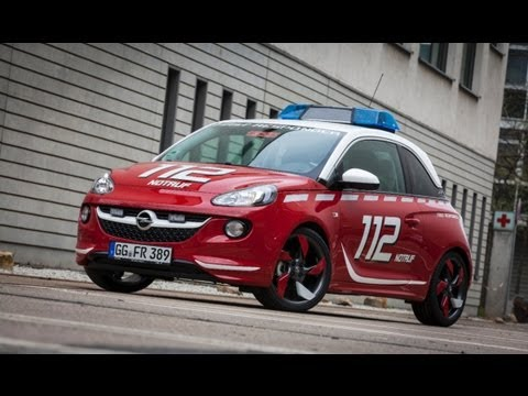 !NEW! Opel at RETTmobil 2013 (Full HD)