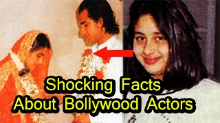 Download 10 Shocking Facts About Bollywood Actors 3Gp Mp4