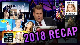 James Recaps 2018 - Another Insane Year
