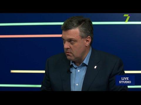 Про 2 і 9 травня, історію та сучасність, вибори і рейтинги, Одесу та Україну ‒ Олег Тягнибок та Костянтин Василець