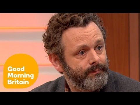 Michael Sheen Talks About The Syrian Refugee Crisis | Good Morning Britain
