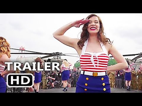 PITCH PERFECT 3 Official Behind The Scenes (2017) Anna Kendrick, Making Of, Comedy HD