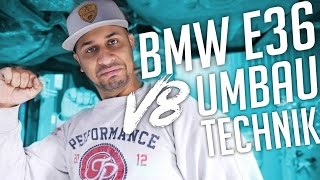 JP Performance - BMW E36 | V8-Umbau