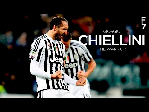 Giorgio Chiellini - The Warrior - 2015/2016 HD