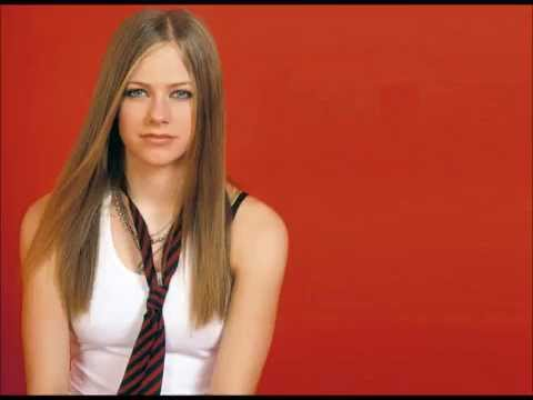 Avril Lavigne - Complicated - Lyrics (HQ SOUND!!!!)