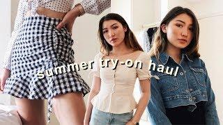 an indecisive summer haul ft. my broke ass