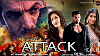 Attack (अटैक) Jon Abraham | New Latest Bollywood (Hindi) Upcoming Movie 2020 & First Look Updates#