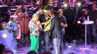 Larry Donas Con Espinoza Paz En Fiestas Del Sol Mexicali 2013