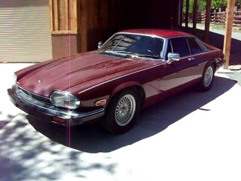 Jaguar Xjs 350 Chevy Conversion For Sale Youtube