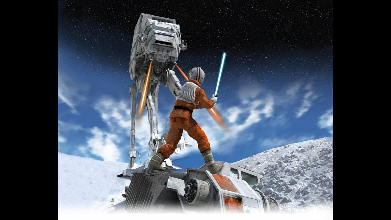 Hoth Battle Wallpaper Extra Large Hoth Battle