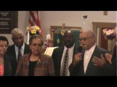 Mt. Zion A.M.E. Zion Church -  Gospel Fest 2012 - Put Your Hand In Mines