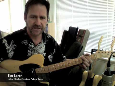 Tim Lerch / Lollar Charlie Christian Demo