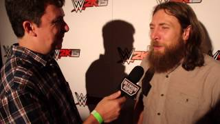 Daniel Bryan on WWE 2K15, Road to Recovery, Wants Brock Lesnar