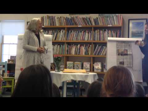 Surprise Global Teacher Prize cake for Nancie!