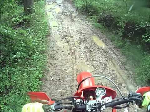 Southern Illinois Dual Sport Ride