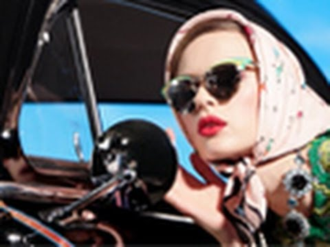 Prada primavera-verano 2012: publicidad