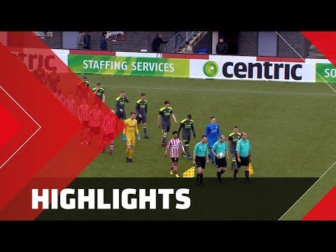 SAMENVATTING | Sparta O19 - PSV O19