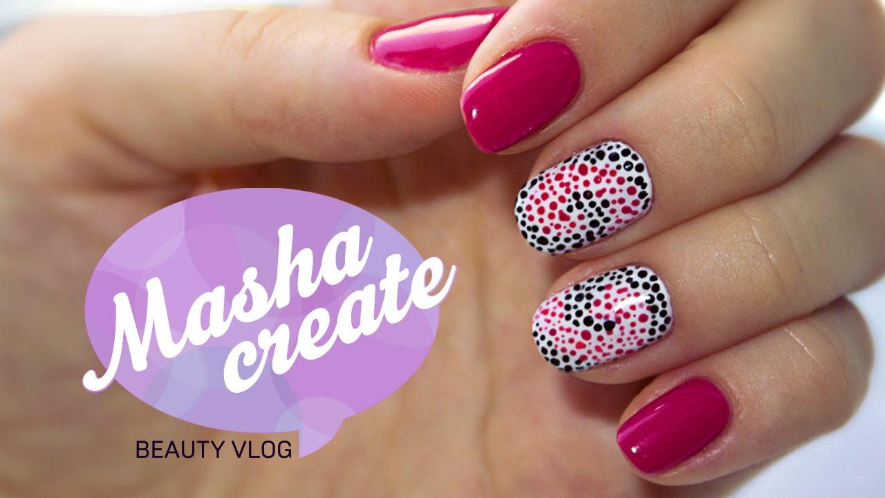 Дизайн ногтей на короткие ногти видео новинки 2017