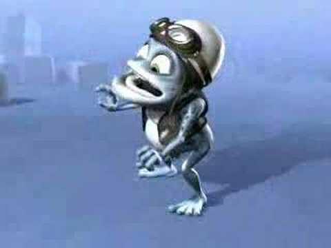 crazi frog