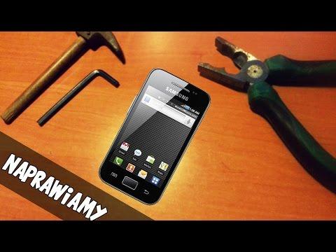 Odbrickowanie telefonu Samsung Galaxy ACE S5830i/How to unbrick Samsung Galaxy ACE S5830i