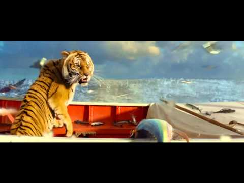 Life of Pi: Flying Fish Official Trailer HD