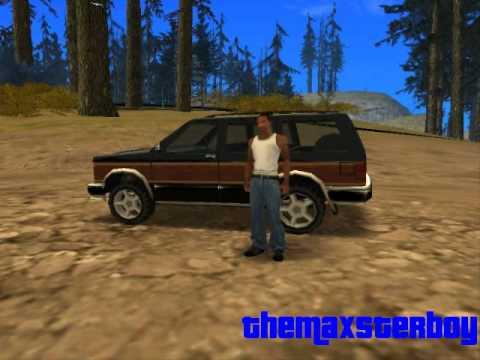 GTA San Andreas Loquendo || CJ se va de Campamento (1/2)
